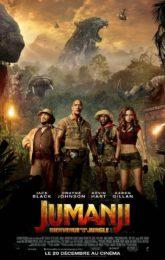 (Français) Jumanji : bienvenue dans la jungle