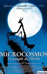 (Français) Microcosmos. Le peuple de l'herbe