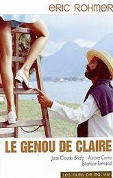 (Français) Le genou de Claire