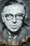 (Français) Les mots de Sartre ou le don blessé