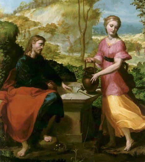 SPI 1: Jésus et la Samaritaine