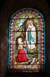 Marie première bénéficiaire des apparitions selon S. Ignace de Loyola.  Une lecture ecclésiologique